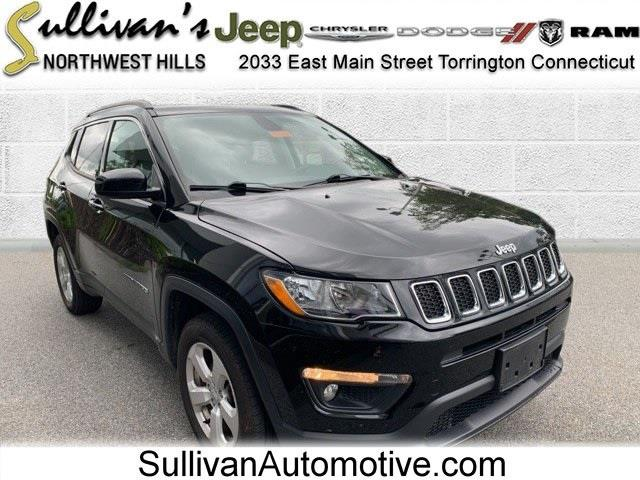 Used 2019 Jeep Compass in Avon, Connecticut | Sullivan Automotive Group. Avon, Connecticut