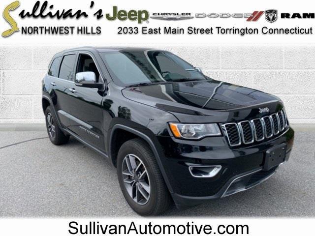 Used 2019 Jeep Grand Cherokee in Avon, Connecticut | Sullivan Automotive Group. Avon, Connecticut