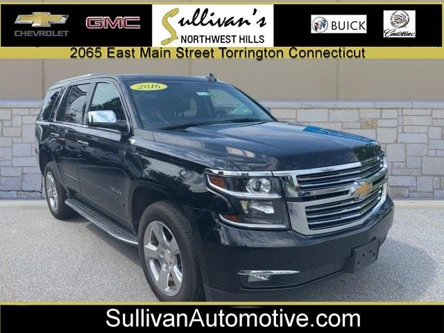 Used 2016 Chevrolet Tahoe in Avon, Connecticut | Sullivan Automotive Group. Avon, Connecticut