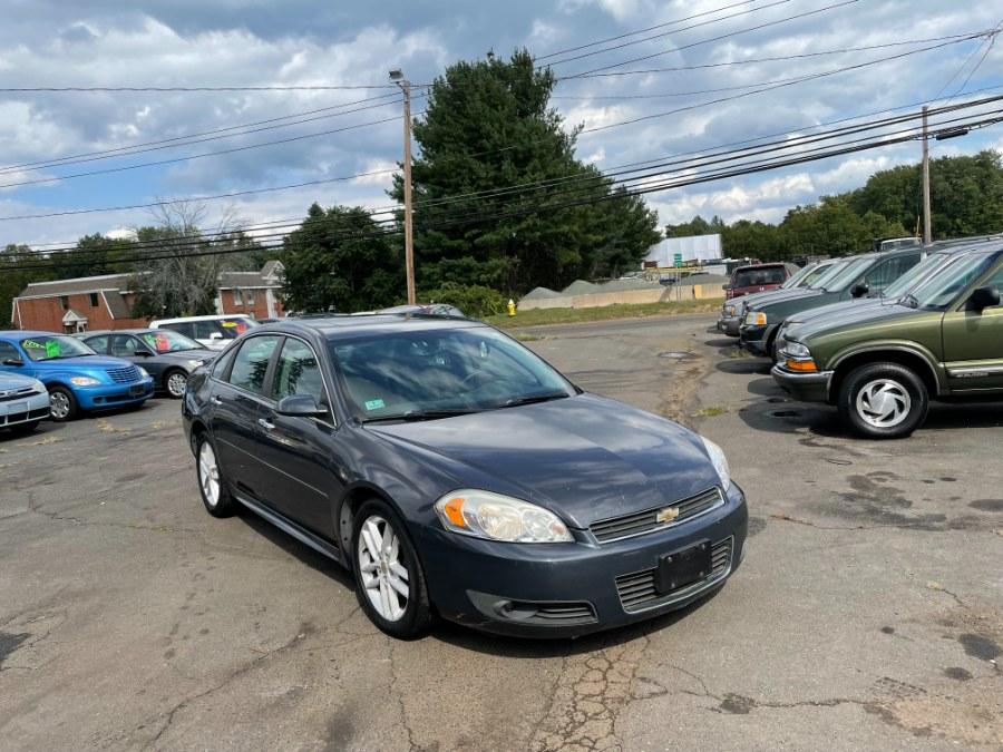 Used Chevrolet Impala 4dr Sdn LTZ 2009   CT Car Co LLC. East Windsor, Connecticut