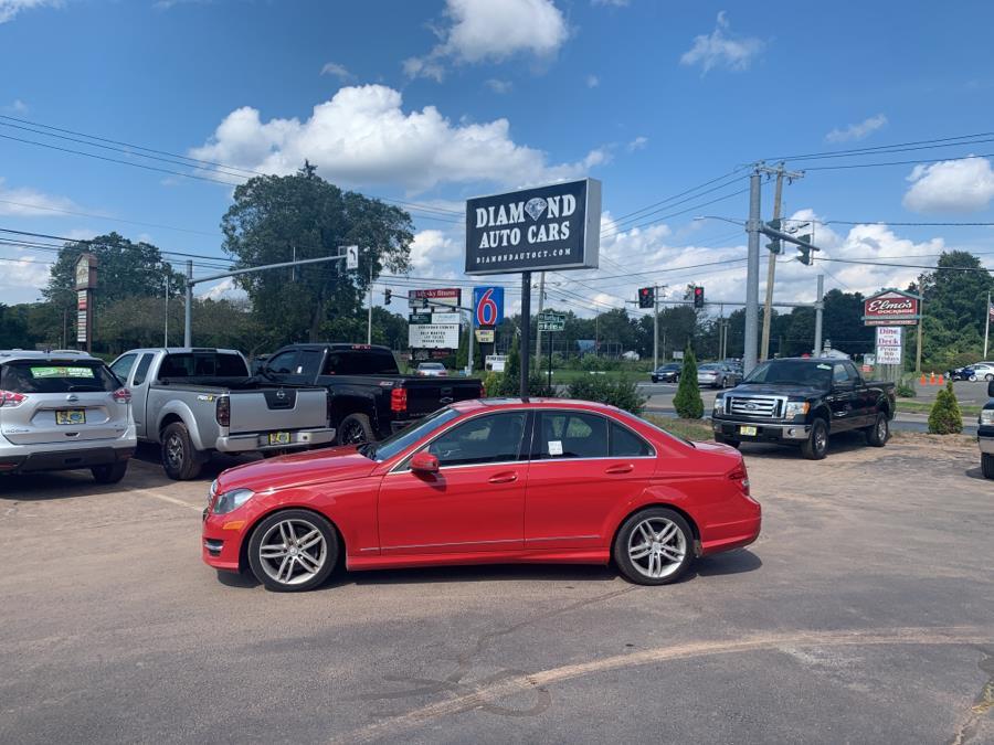 Used 2013 Mercedes-Benz C-Class in Vernon, Connecticut | Diamond Auto Cars LLC. Vernon, Connecticut