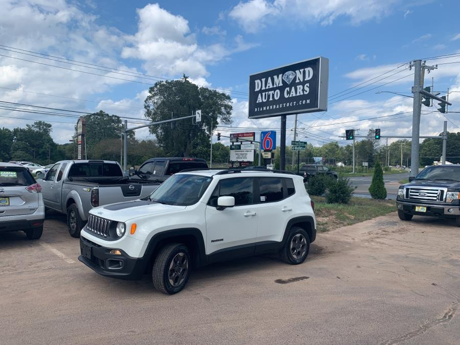 Used 2016 Jeep Renegade in Vernon, Connecticut | Diamond Auto Cars LLC. Vernon, Connecticut