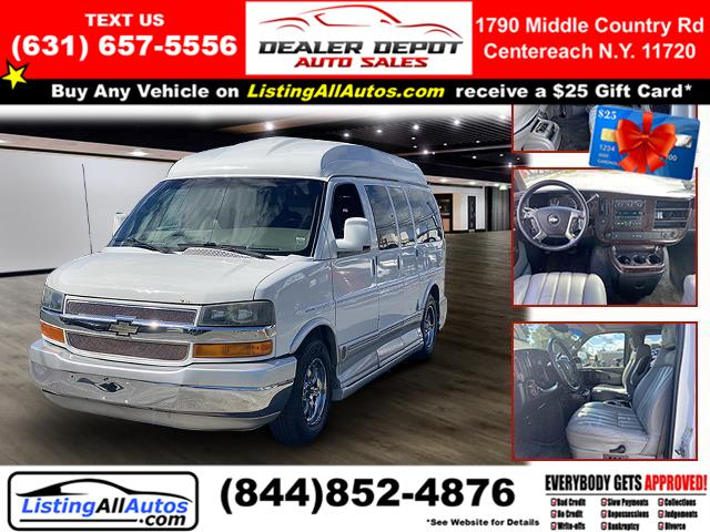 Used 2012 Chevrolet Express Cargo Van in Patchogue, New York   www.ListingAllAutos.com. Patchogue, New York