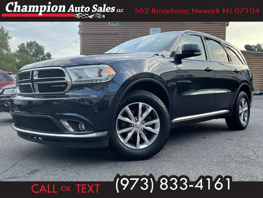 Used 2014 Dodge Durango in Newark, New Jersey | Champion Auto Sales. Newark, New Jersey