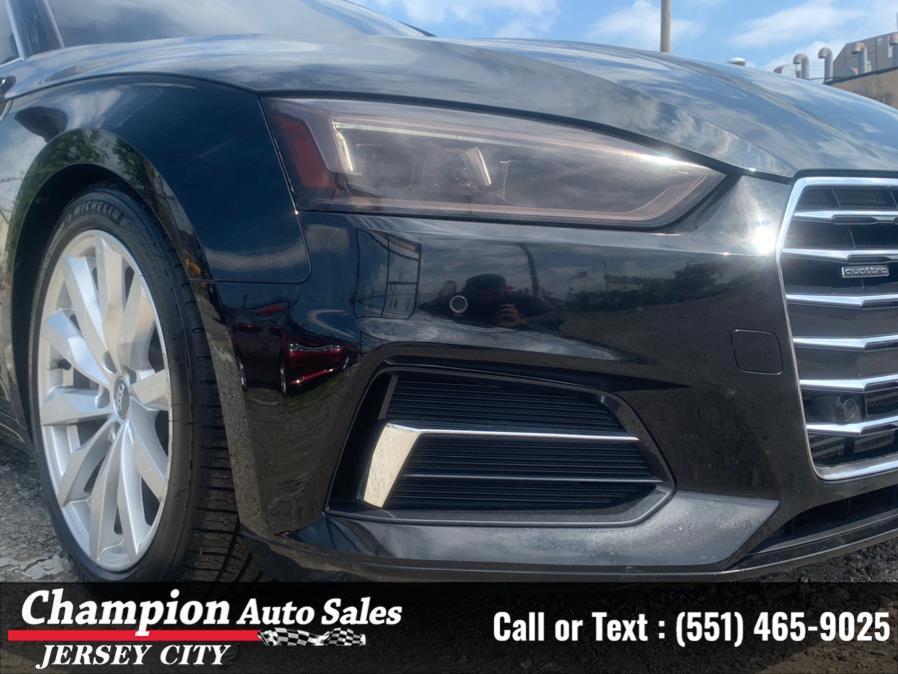 Used Audi A5 Coupe 2.0 TFSI Premium Plus S tronic 2018   Champion Auto Sales. Jersey City, New Jersey