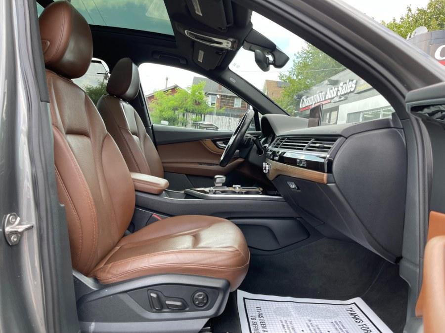 Used Audi Q7 3.0 TFSI Premium Plus 2017 | Champion Auto Sales. Hillside, New Jersey