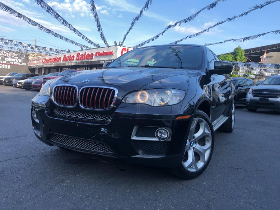 Used 2013 BMW X6 in Bronx, New York | Champion Auto Sales. Bronx, New York