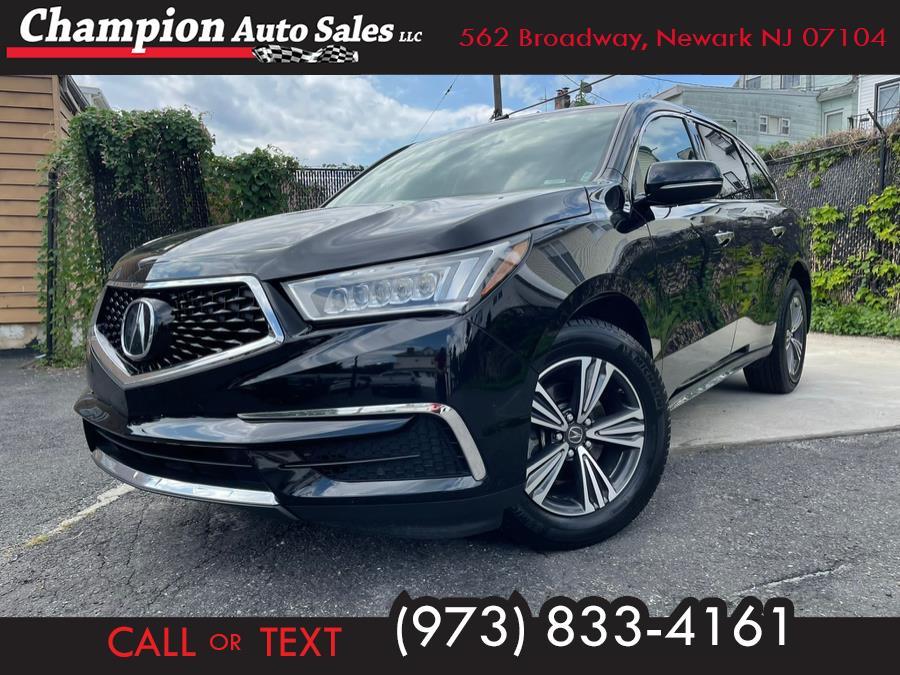 Used 2018 Acura MDX in Newark, New Jersey | Champion Auto Sales. Newark, New Jersey