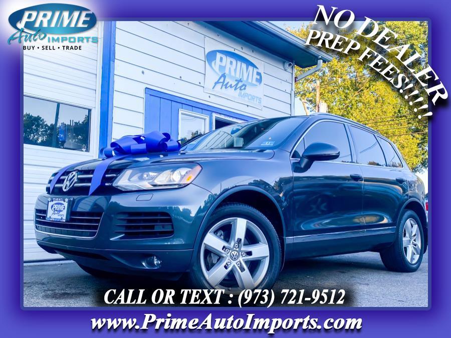 Used 2012 Volkswagen Touareg in Bloomingdale, New Jersey | Prime Auto Imports. Bloomingdale, New Jersey