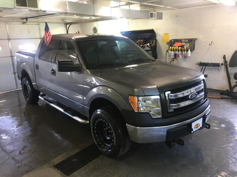 """Used Ford F-150 4WD SuperCrew 145"""" XL 2014 