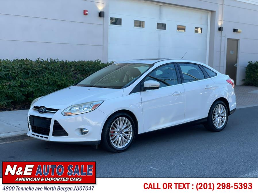 Used Ford Focus 4dr Sdn SEL 2012 | N&E Auto Sale LLC. North Bergen, New Jersey