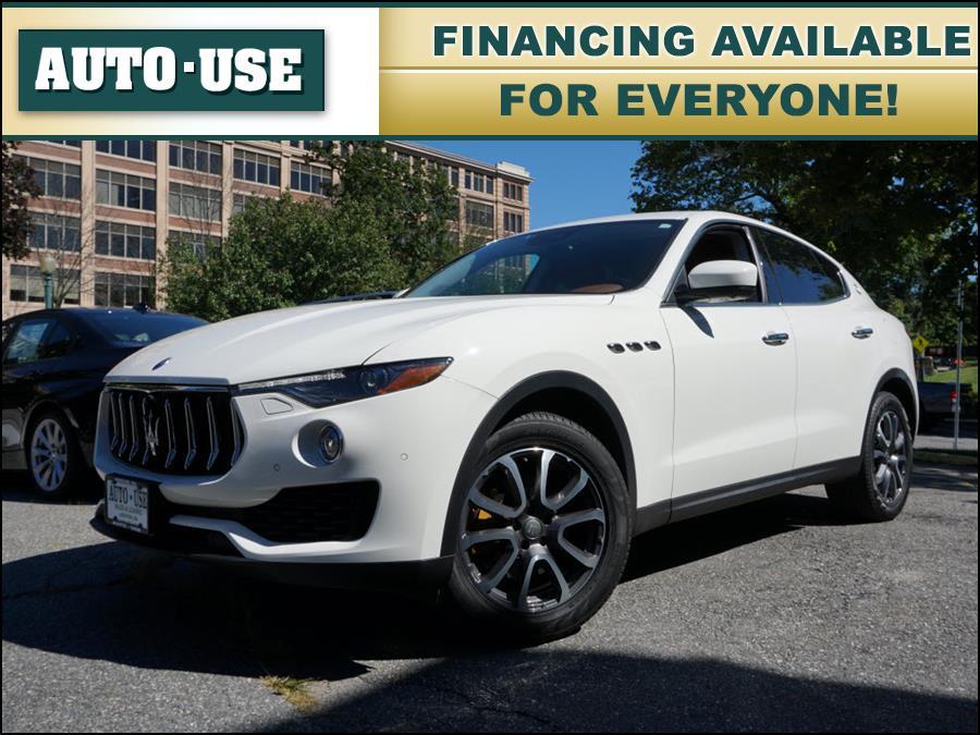 Used Maserati Levante Base 2017   Autouse. Andover, Massachusetts