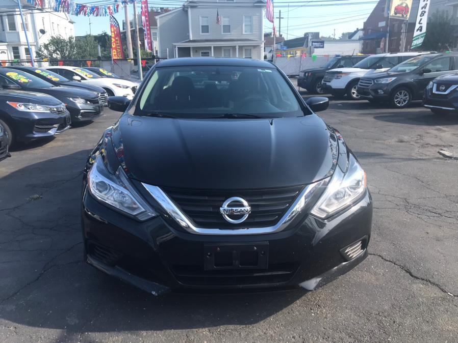 Used Nissan Altima 2.5 SV Sedan 2018   Affordable Motors Inc. Bridgeport, Connecticut