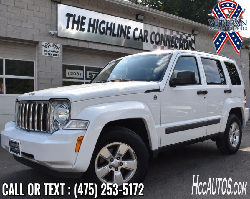 Used Jeep Liberty 4WD 4dr Sport Latitude 2012 | Highline Car Connection. Waterbury, Connecticut