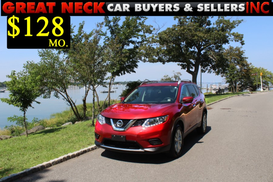 Used 2015 Nissan Rogue in Great Neck, New York