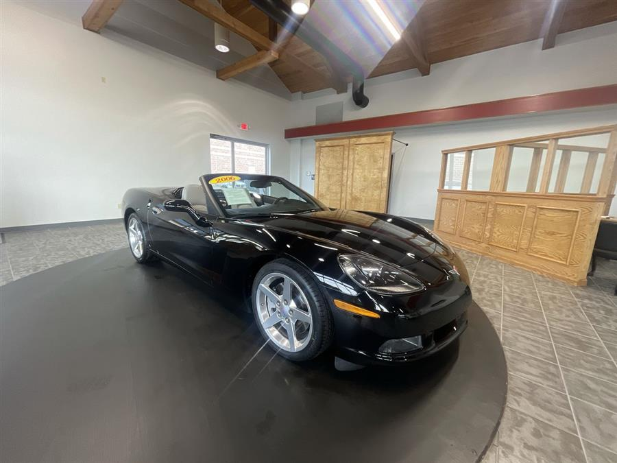 Used 2006 Chevrolet Corvette in Milford, Connecticut    Wiz Sports and Imports. Milford, Connecticut