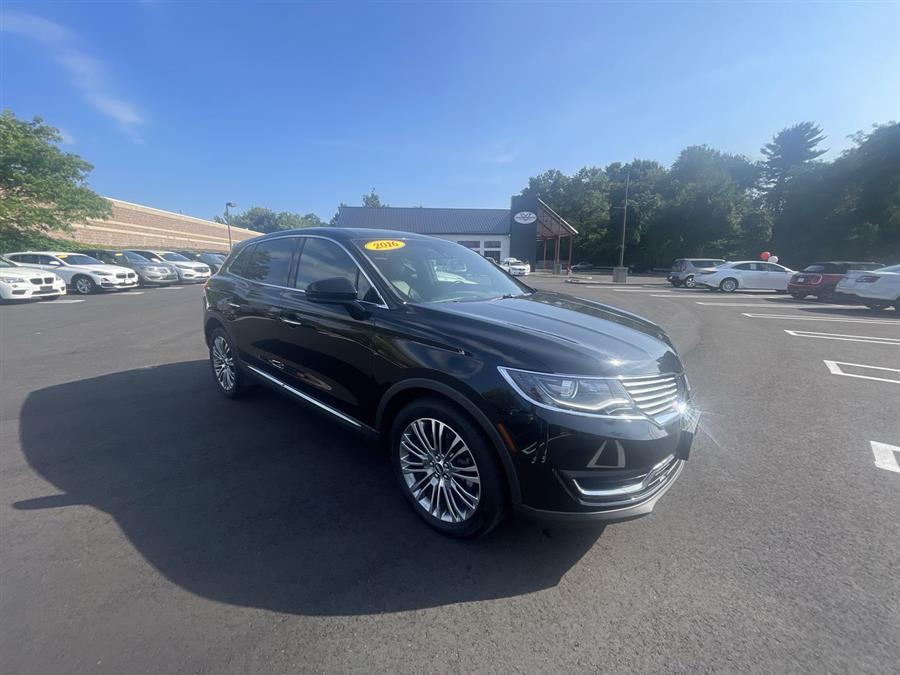 Used 2016 Lincoln MKX in Milford, Connecticut |  Wiz Sports and Imports. Milford, Connecticut