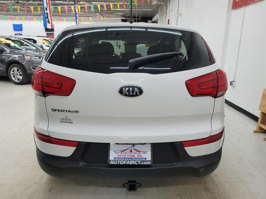 2015 Kia Sportage 2WD 4dr LX, available for sale in West Haven, CT