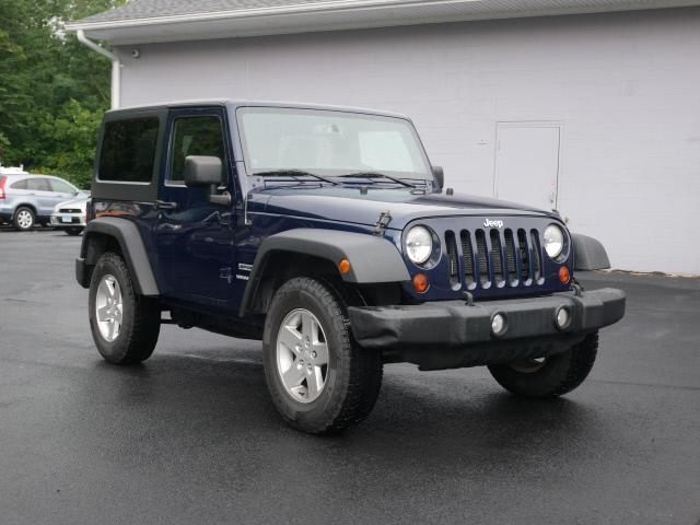 Used 2013 Jeep Wrangler in Canton, Connecticut | Canton Auto Exchange. Canton, Connecticut