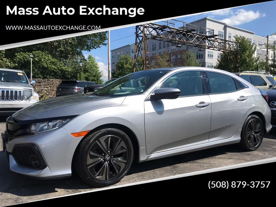 Used 2018 Honda Civic in Framingham, Massachusetts   Mass Auto Exchange. Framingham, Massachusetts