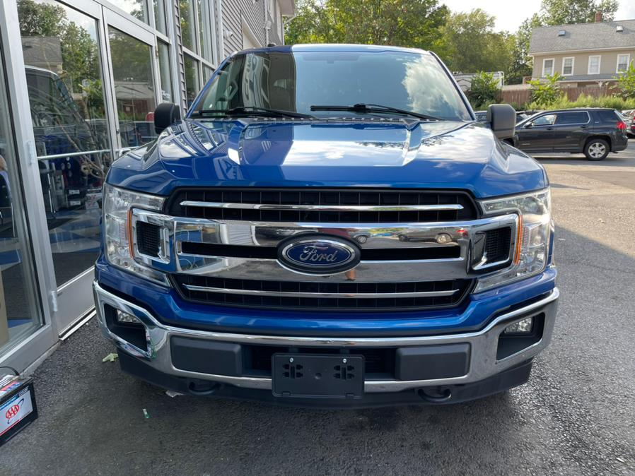 Used Ford F-150 XL 4WD SuperCrew 5.5'' Box 2018 | Chris's Auto Clinic. Plainville, Connecticut