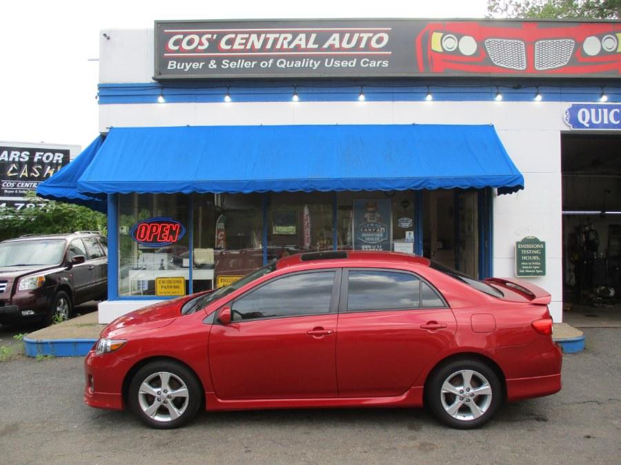 Used Toyota Corolla S 2011 | Cos Central Auto. Meriden, Connecticut