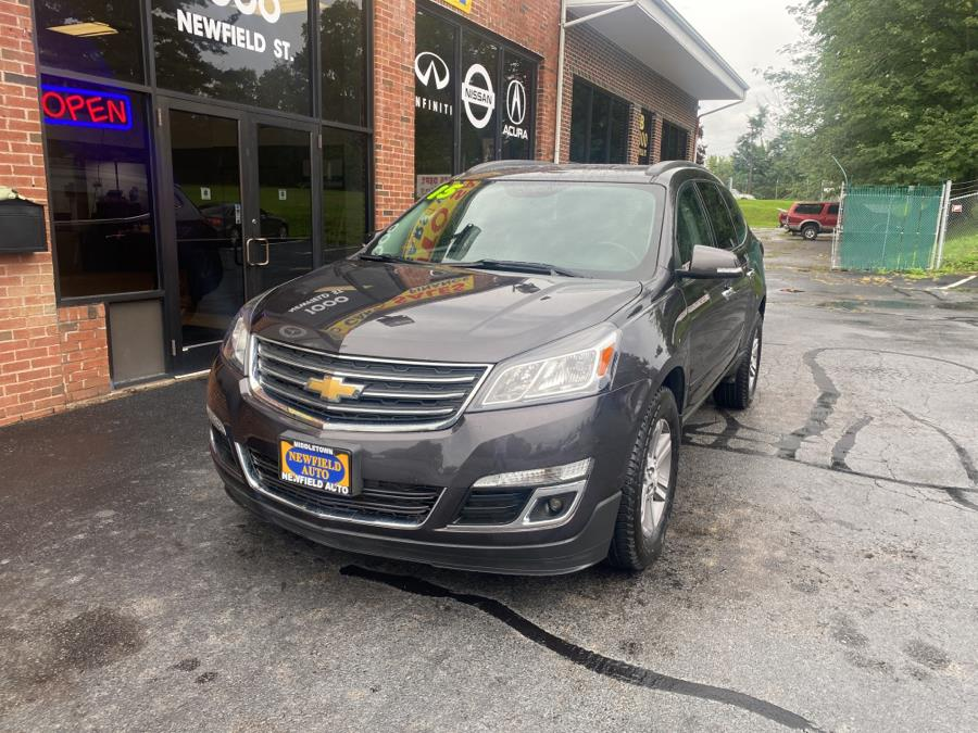 Used Chevrolet Traverse AWD 4dr LT w/2LT 2015 | Newfield Auto Sales. Middletown, Connecticut