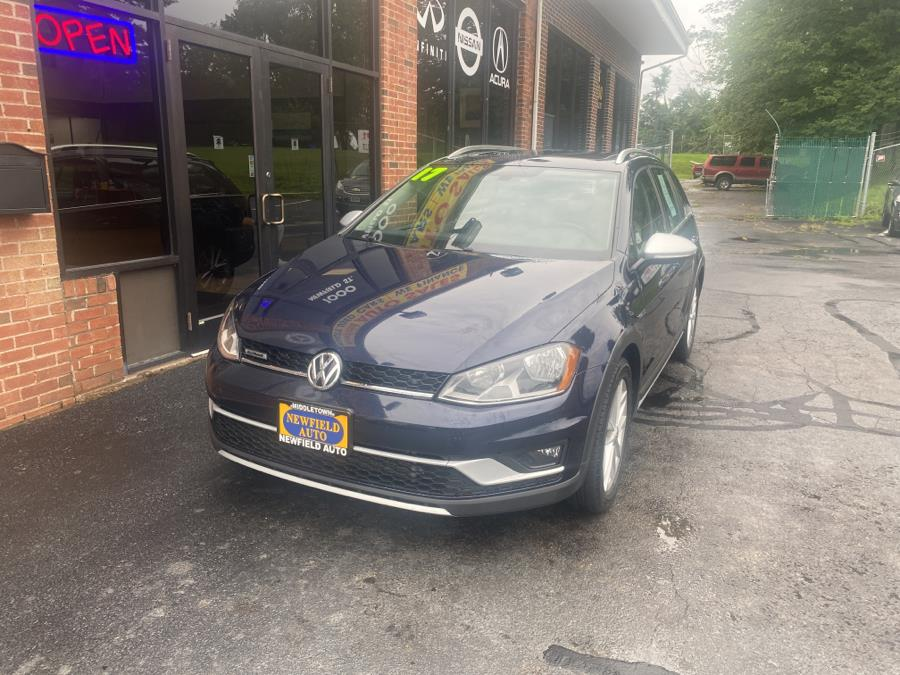 Used 2017 Volkswagen Golf Alltrack in Middletown, Connecticut | Newfield Auto Sales. Middletown, Connecticut
