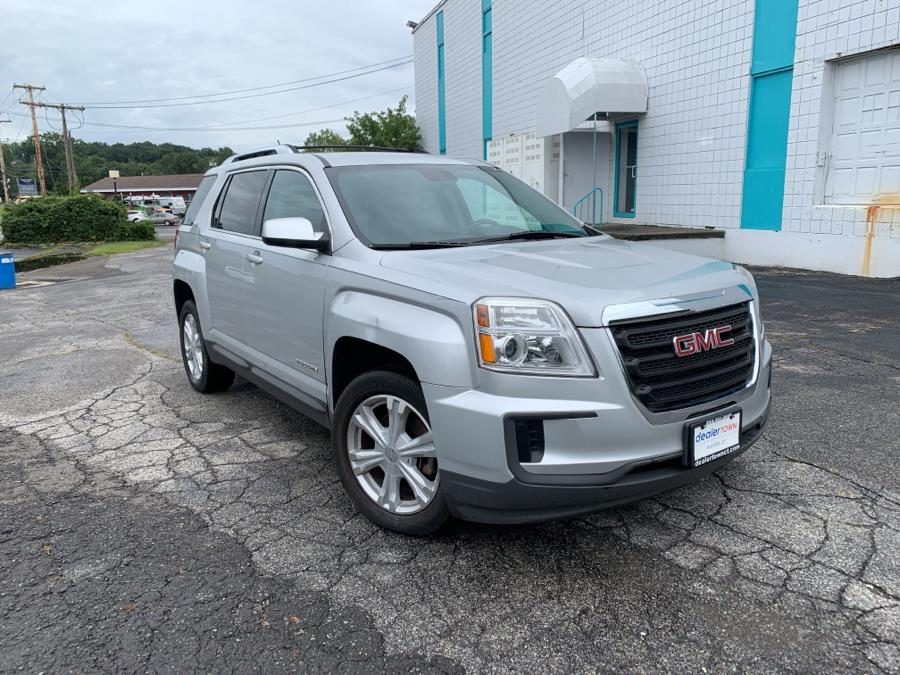 Used GMC Terrain AWD 4dr SLE w/SLE-1 2017   Dealertown Auto Wholesalers. Milford, Connecticut