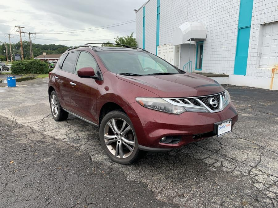 Used Nissan Murano AWD 4dr LE 2012 | Dealertown Auto Wholesalers. Milford, Connecticut