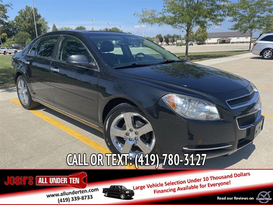 Used 2012 Chevrolet Malibu in Elida, Ohio | Josh's All Under Ten LLC. Elida, Ohio