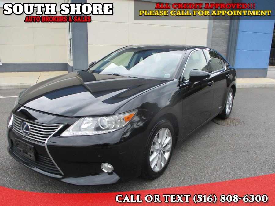 Used 2013 Lexus ES 300h in Massapequa, New York | South Shore Auto Brokers & Sales. Massapequa, New York