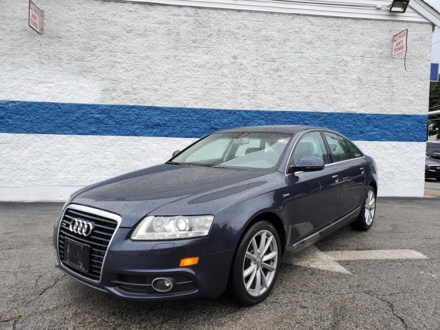 Used 2011 Audi A6 in Brockton, Massachusetts | Capital Lease and Finance. Brockton, Massachusetts