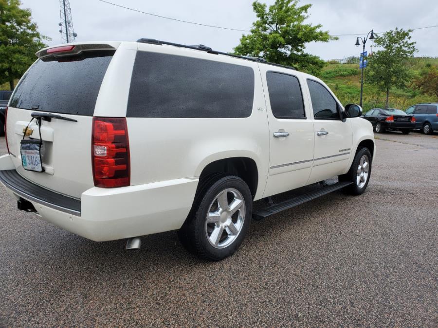 Used Chevrolet Suburban 4WD 4dr 1500 LTZ 2013 | Capital Lease and Finance. Brockton, Massachusetts