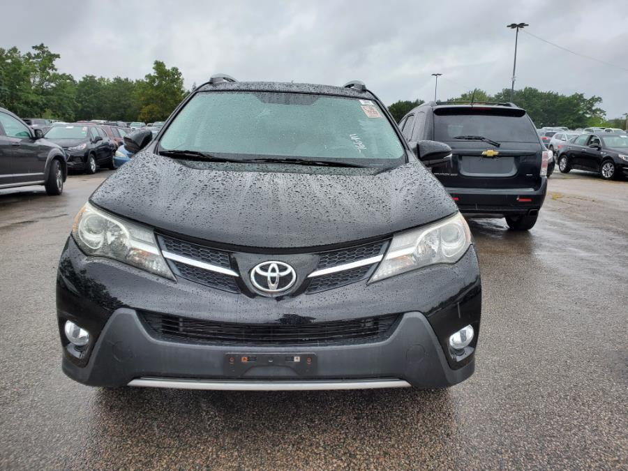 Used Toyota RAV4 AWD 4dr Limited (Natl) 2013 | Capital Lease and Finance. Brockton, Massachusetts