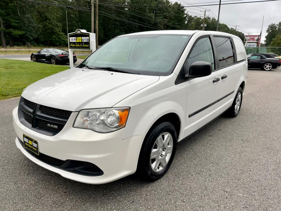 """Used Ram Cargo Van 119"""" WB 2012   Mike And Tony Auto Sales, Inc. South Windsor, Connecticut"""