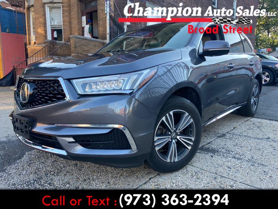 Used 2017 Acura MDX in Newark, New Jersey | Champion Used Auto Sales LLC. Newark, New Jersey