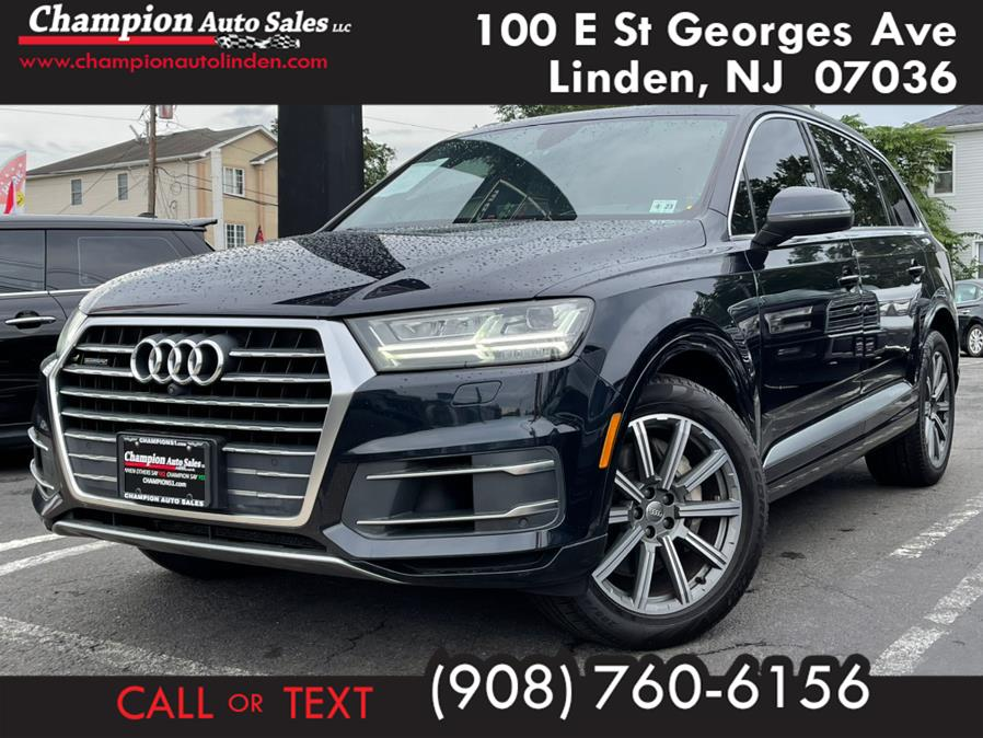 Used 2018 Audi Q7 in Linden, New Jersey | Champion Used Auto Sales. Linden, New Jersey