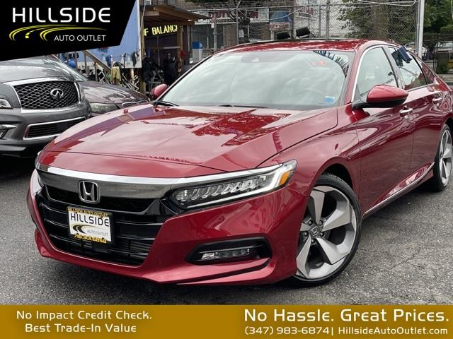 Used Honda Accord Touring 2018 | Hillside Auto Outlet. Jamaica, New York