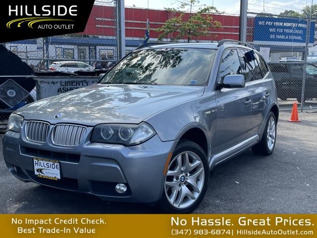 Used BMW X3 3.0si 2007 | Hillside Auto Outlet. Jamaica, New York