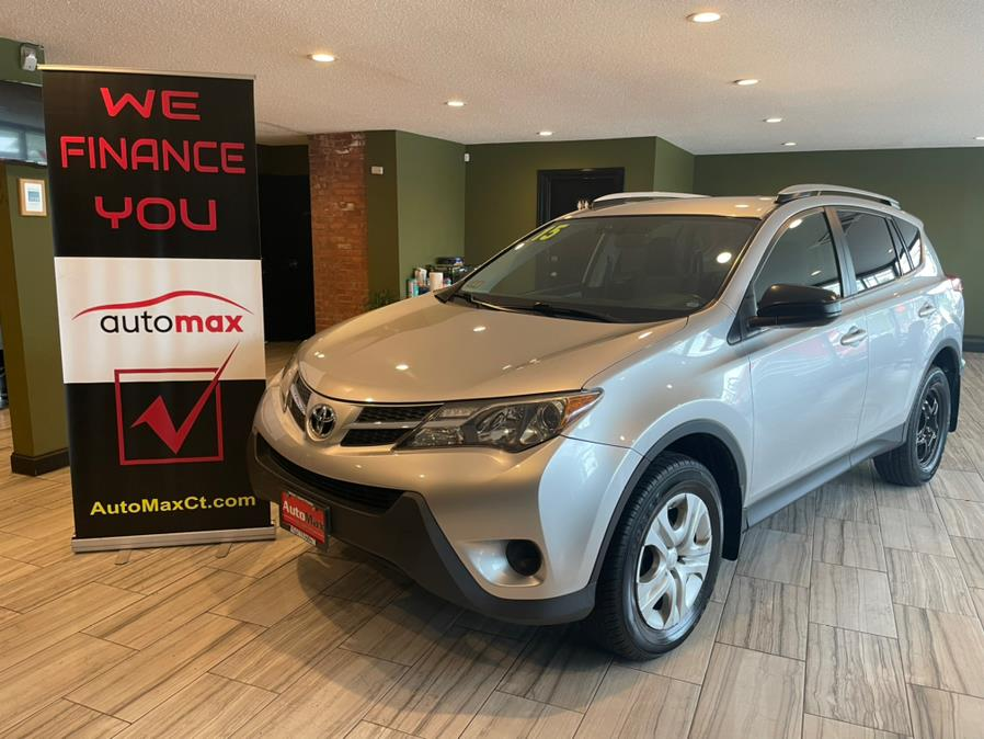 Used 2015 Toyota RAV4 in West Hartford, Connecticut | AutoMax. West Hartford, Connecticut