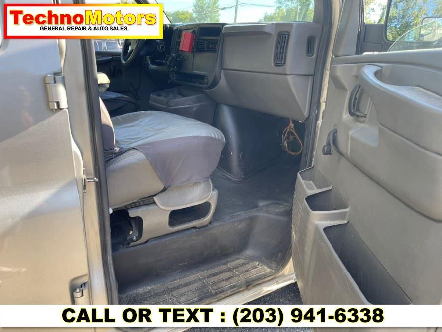 "Used Chevrolet Express Cargo Van 2500 155"" WB RWD 2003 | Techno Motors . Danbury , Connecticut"