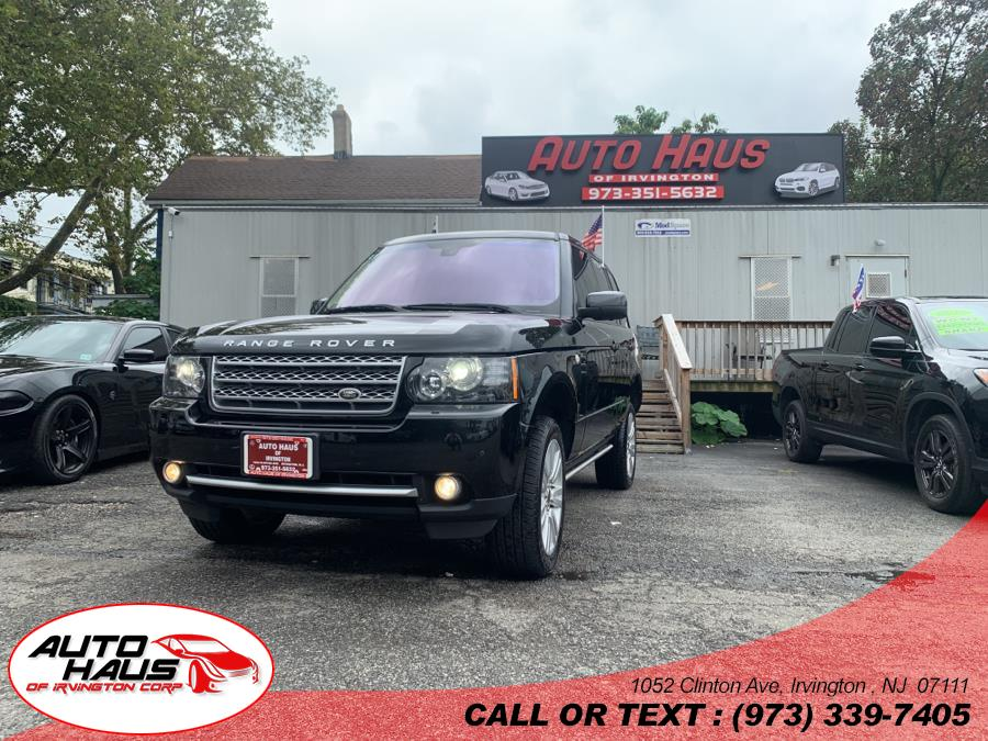 Used 2012 Land Rover Range Rover in Irvington , New Jersey | Auto Haus of Irvington Corp. Irvington , New Jersey