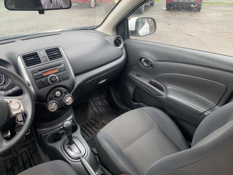 Used Nissan Versa 4dr Sdn CVT 1.6 SV 2012 | Auto Haus of Irvington Corp. Irvington , New Jersey