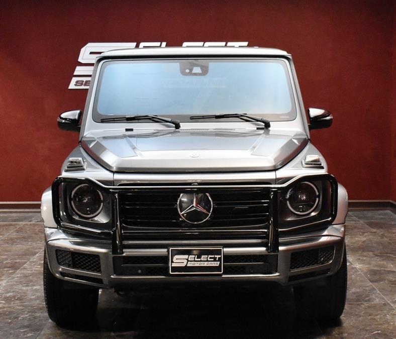 Used Mercedes-benz G-class G 550 2019 | Select Motor Cars. Deer Park, New York