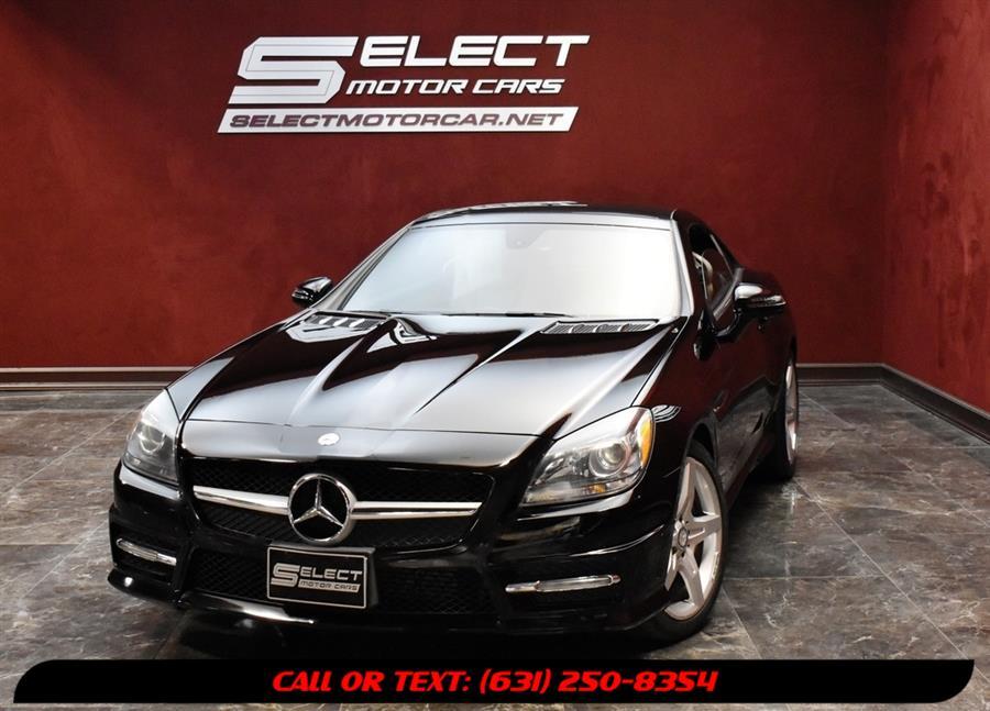 Used 2014 Mercedes-benz Slk in Deer Park, New York | Select Motor Cars. Deer Park, New York