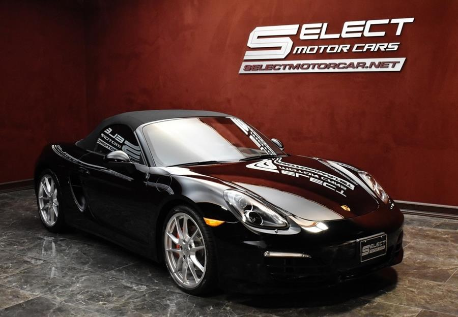 Used Porsche Boxster S 2013 | Select Motor Cars. Deer Park, New York