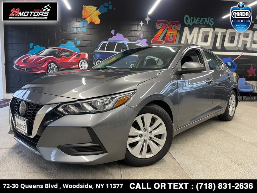 Used Nissan Sentra S CVT 2020 | 26 Motors Queens. Woodside, New York