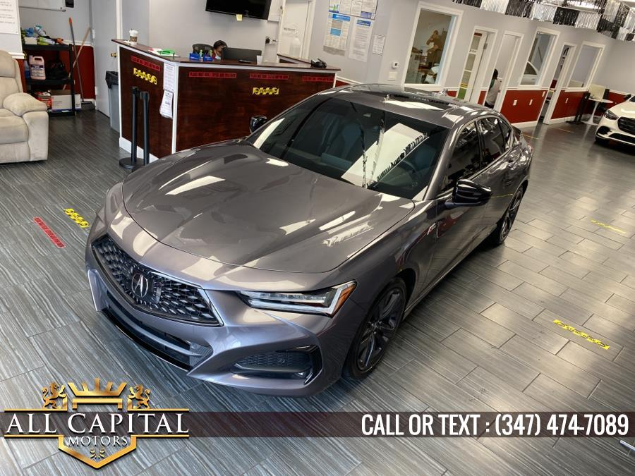 Used Acura TLX FWD w/A-Spec Package 2021 | All Capital Motors. Brooklyn, New York