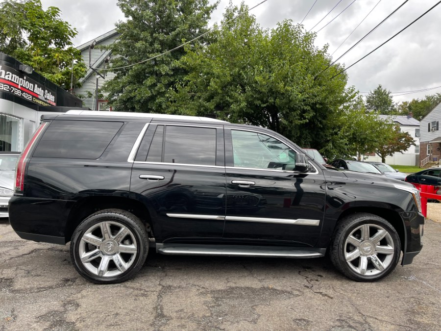 Used Cadillac Escalade 4WD 4dr Luxury Collection 2016   Champion Auto Sales. Hillside, New Jersey